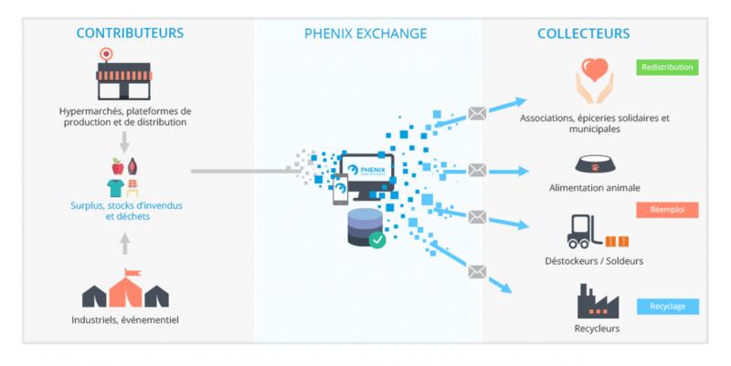 Plateforme numérique phenix