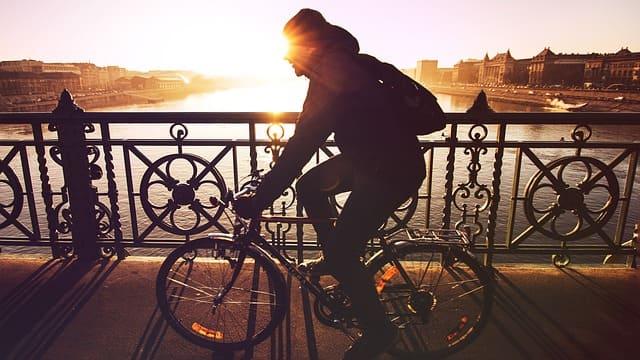 Prendre le vélo pour les trajets courts