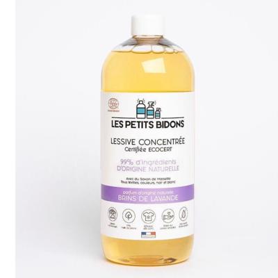 Lessive écologique concentrée parfum brins de lavande1 l