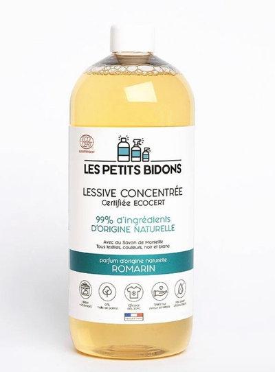 Lessive écologique concentrée parfum romarin 1 l