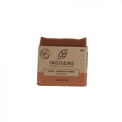 Savon solide pour peau normale parfum cannelle 100 g