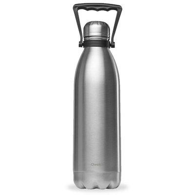 Bouteille inox 1,5 L isotherme et sans BPA