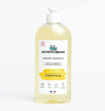 Liquide vaisselle parfum citron frais