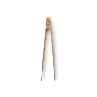 Petite pince de service en bambou