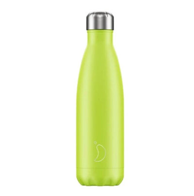 Bouteille « Summer solids » Citron vert 500 ml inox isotherme
