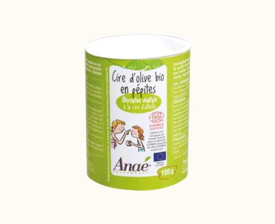 Cire d'olive en pépites  qualité cosmétique 100 g