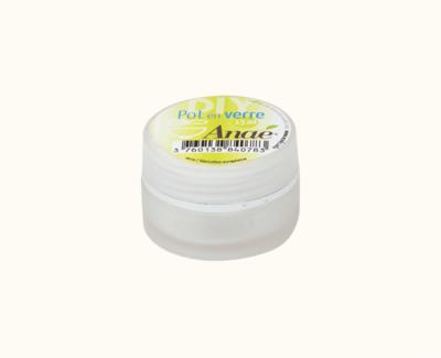 Pot en verre pour fabrication de cosmétiques 15 ml
