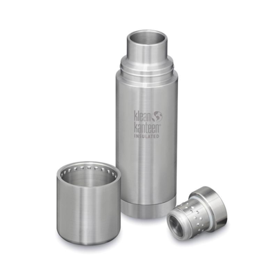 Bouteille isotherme brut TK PRO inox 500 ml