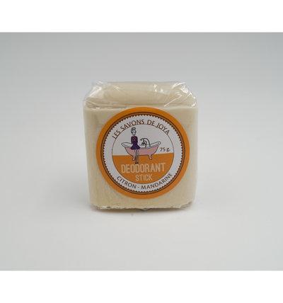 Recharge pour déodorant stick citron et mandarine 75g