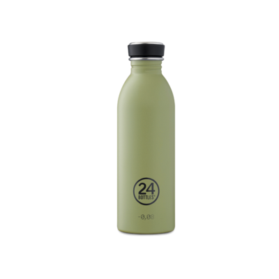 Bouteille urbaine Earth collection Sage inox 500 ml