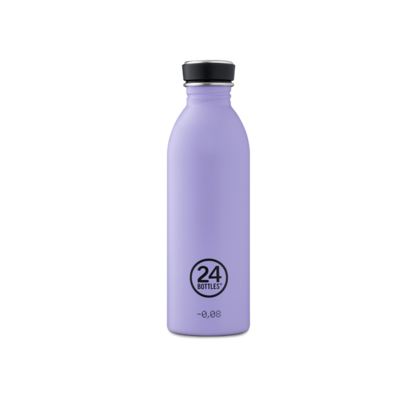 Bouteille urbaine Earth collection Erica inox 500 ml