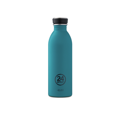 Bouteille urbaine Earth collection Atlantic Bay inox 500 ml