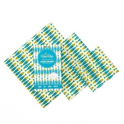 3 emballages alimentaires réutilisables sardines