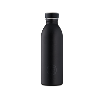 Bouteille urbaine Basic Collection Tuxedo Black inox 500 ml