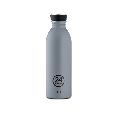 Bouteille urbaine Basic Collection Formal Grey inox 500 ml