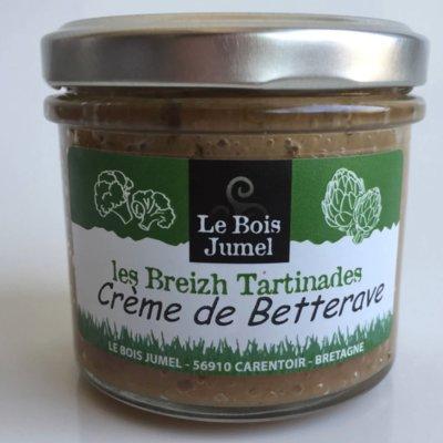 Crème de betteraves Bio Les Breizh Tartinades 100g