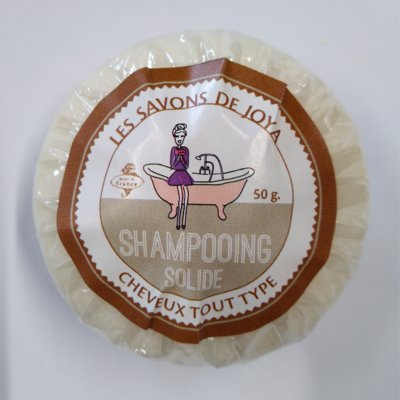 Shampoing solide tout type de cheveux 50 g