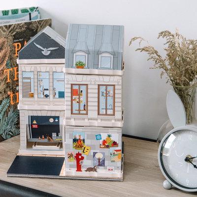 Jeu de construction – Caserne des pompiers