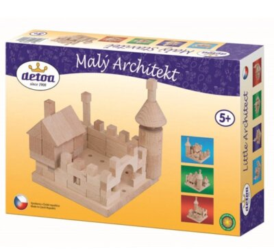 Kit de construction « Grand architecte »