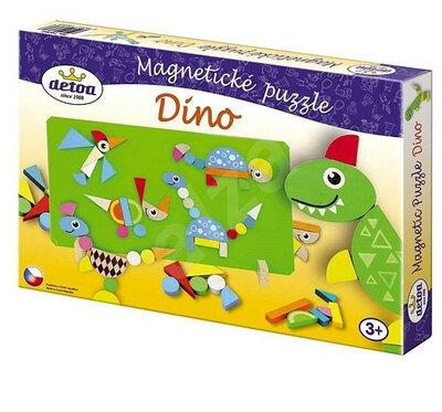 Puzzle magnétique Dinosaure