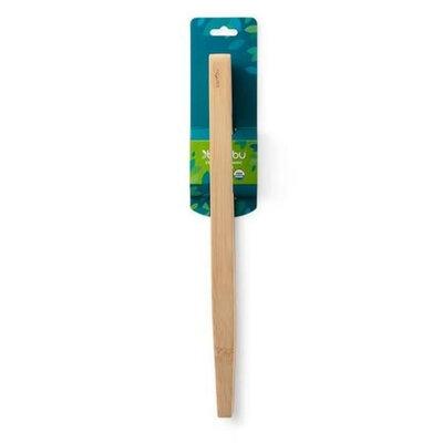 Grande pince de service en bambou