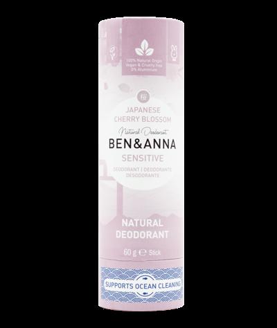 Déodorant solide Fleur de cerisier peau sensible