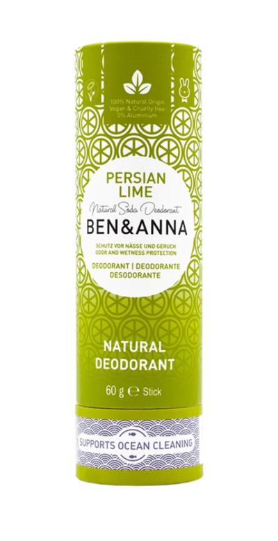 Déodorant solide Citron vert perse