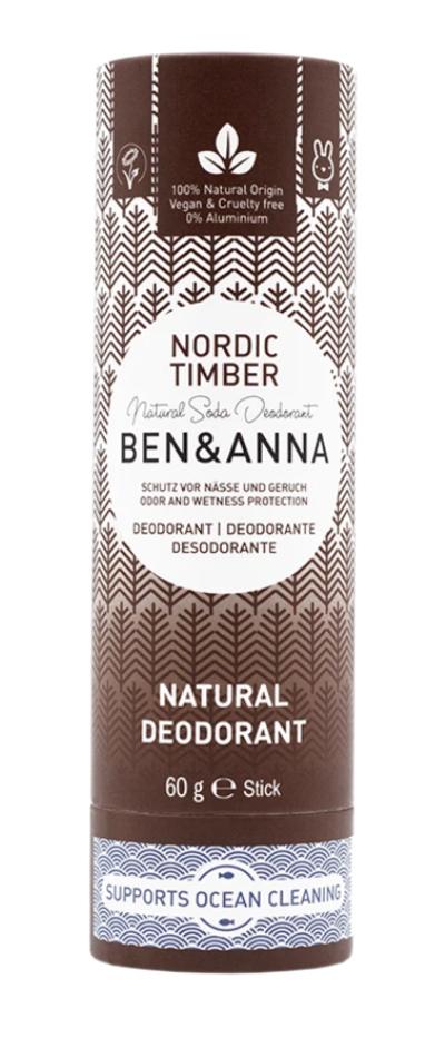 Déodorant solide Bois Nordique