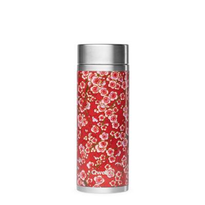 Théière isotherme Flowers Rouge