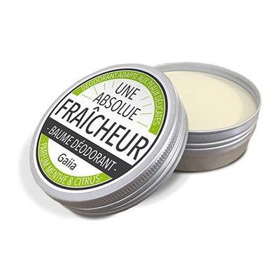 Baume déodorant solide neutre Fraicheur 50 ml