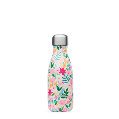 Bouteille Flora rose 260 ml
