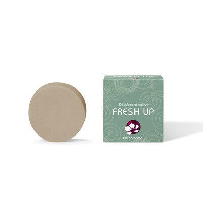 Recharge déodorant solide vegan Fresh up 25 g