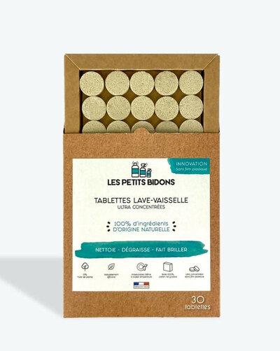 Tablettes lave vaisselle - 30 pastilles