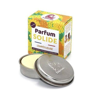 Parfum solide herbacé «L'Impétueuse»