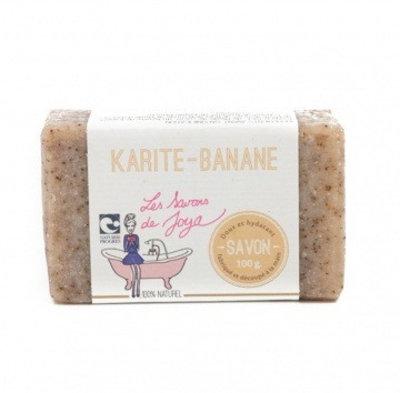 Savon surgras au beurre de karité et banane 100 g