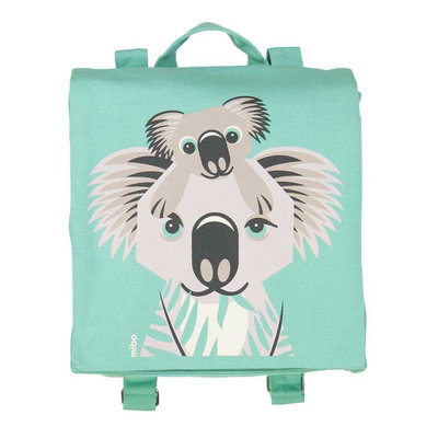 Sac à dos Koala enfant en coton bio
