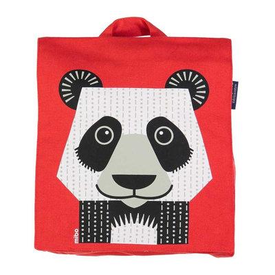 Sac à dos Panda enfant en coton bio
