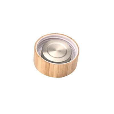 Bouchon en bambou pour théière en verre Qwetch