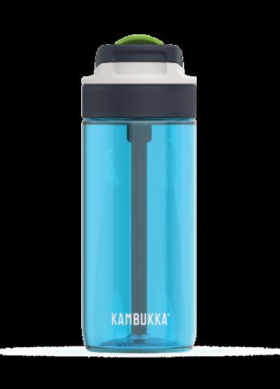 Bouteille Lagoon Topaz bleu  sans BPA anti fuite