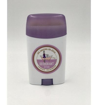 Déodorant stick lavande et palmarosa 75g rechargeable