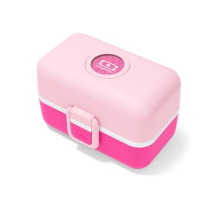 Boîte à repas bento MB Tresor rose litchi 0,8 L