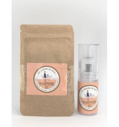Recharge pour flacon pompe shampoing sec parfum pamplemousse