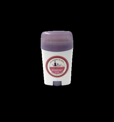 Déodorant stick rose et sans bicarbonate 75g rechargeable