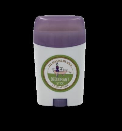 Déodorant stick cèdre vétiver 75g rechargeable