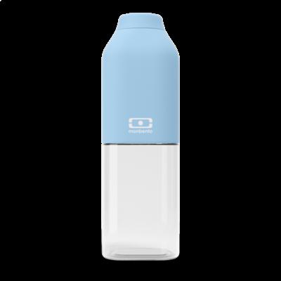 Bouteille nomade MB Positive M bleu Crystal