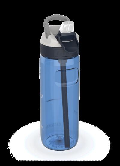 Bouteille Lagoon Royal Blue  sans BPA anti fuite