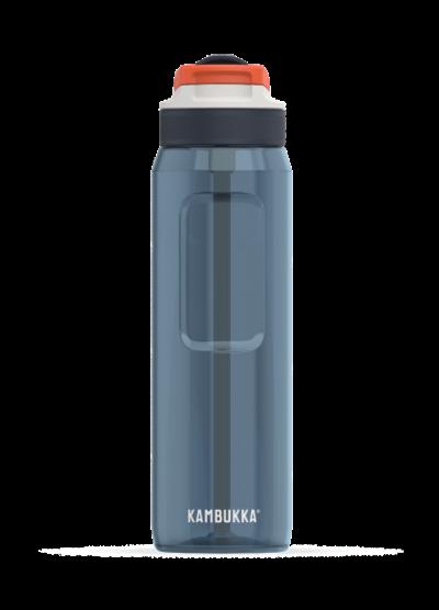 Bouteille Lagoon Orion gris 1 L sans BPA anti fuite