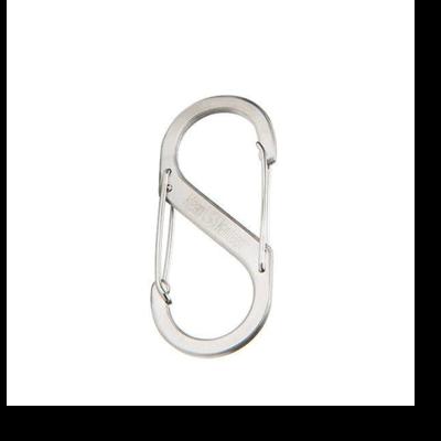 Mousqueton acier inoxydable Steel S-Biner #3