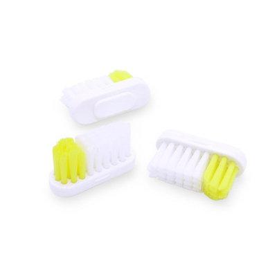 Recharges têtes de brosse à dents souples x3