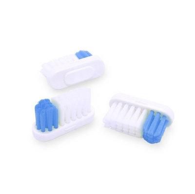 Recharges têtes de brosse à dents Medium x3